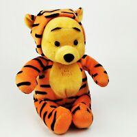 ~ Disney ~ Winnie The Pooh ~ Dressed As Tigger ~ Plush / Soft Toy ~ VGC ~