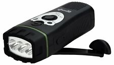 PowerPlus Wolf - 3 in 1 Dynamo Torch, Radio & Personal Alarm