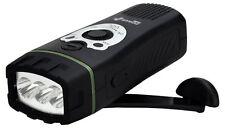 PowerPlus Wolf - 3 in 1 Dynamo Torch, Radio & Personal Alarm