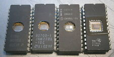 2708 EPROMs - Various Manufacturers - Erased