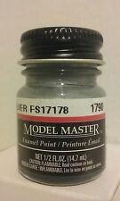 Testors Model Master Enamel paint 1790, Chrome Silver. 1/2fl.oz. (14.7ml)
