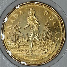 CANADA 1$ Dollar 2005 Marathon of hope (25th anniversary) - Terry Fox -  in MS