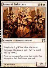 4x SAMURAI Enforcers // // ex campioni KAMIGAWA // Engl. // Magic the Gathering