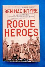 Rogue Heroes - SAS - Ben Macintyre - Softbound