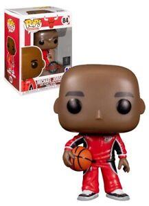 Funko Pop! NBA Chicago Bulls Michael Jordan in Warm Ups 84 EXCLUSIVE