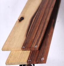 Brazilian rosewood guitar fingerboard quartersawn fretboard BRF29