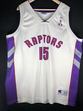 NEUW Vince Carter Toronto Raptors maillot XXL Basket Jersey NBA TMAC McGrady