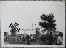 9th World Scout Jubilee Jamboree 1957 Original Photo 14: Vogelenzang sub Camp