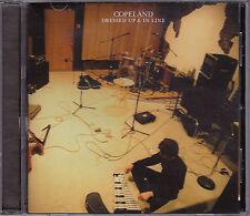 Copeland - Dressed Up & In Line - CD (TJM012 2008 Shock Australia)