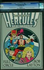 MARVEL GRAPHIC NOVEL #37 CGC 9.6 Hercules! RARE!