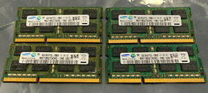 16GB 4x4GB PC3-12800 1600MHz RAM Memory Apple iMac 2012, 2013, 2014, Mid 2015