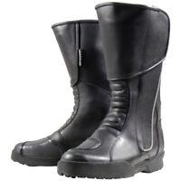 Komeni Imola Waterproof Motorcycle Motorbike Leather Boot **MEGA SALE**