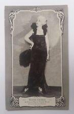 Vintage Photo Postcard Actress Maude George 1922