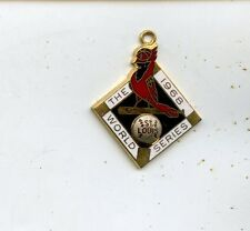 1968 St. Louis Cardinals World Series Press Charm