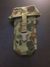 CrossFire Army Waterproof Belt Utility Pouch Pocket  Hiking Camping Cadet