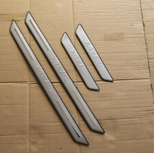 Stainless Steel Door Sill Scuff Plate Guards Sills For Nissan X-Trail 2009-2013
