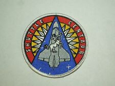 Nasa Shuttle Centaur Space Rocket Payload Sew On Patch