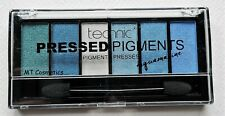Technic Pressed Pigments Eye Shadow Palette Aquamarine