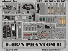 Eduard Zoom SS207 1/72 McDonnell F-4B/F-4N PHANTOM Hasegawa