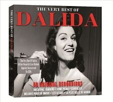 The Very Best of Dalida: Anthologie 49 Songs (Les Incontournables De La Chanson Française) by Dalida (France) (CD, Sep-2011, 2 Discs, Not Now Music)
