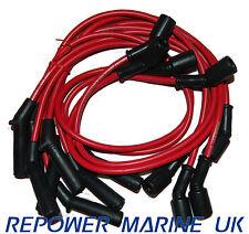 MARINE Ht Prise Câble Set, MERCRUISER V8 5.0, 5.7 MPI