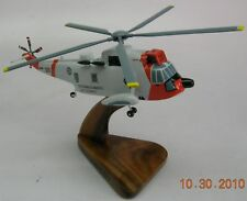 SH-3 Sikosky Sea King SH3 Helicopter Wood Model Replica XXL Free Shipping