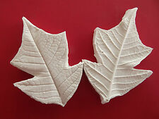 Poinsettia Christmas Sugarcraft Double Leaf Veiner Food Grade Cake Decorating