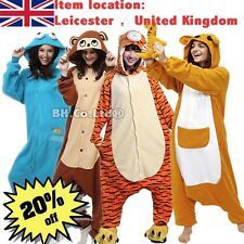 Fancy Dress Cosplay Outfit Adult Unisex Onesie1 Kigurumi Pajamas Animal Pyjamas