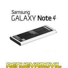 Bateria Para Samsung Galaxy Note 4 N910F EB-BN910BBK SM-N910 Capacidad Original