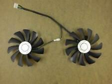 HA9010H12F-Z Graphics Card Dual Fan For MSI  GTX 1050 1060 Hurricane 6G GDDR