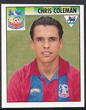 MERLIN CALCIO ADESIVO - 1995 PREMIER LEAGUE-N. 129-Crystal Palace-Coleman