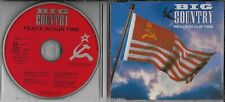 BIG COUNTRY - PEACE IN OUR TIME [CD SINGLE, 1988 PHONOGRAM, 4 TRACKS]