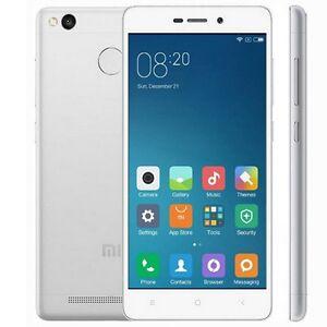 "Android Xiaomi Hongmi Redmi 3S 16GB ROM 2GB RAM 5"" 4G Wifi Octa-core Dual SIM"