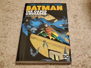 DC COMICS - BATMAN: THE CAPED CRUSADER VOL. 4 TPB - NEW OOP RARE - 2020!!