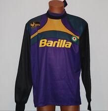 maglia roma barilla CERVONE uhlsport goalkeeper vintage 1991 1992 adidas anni 90