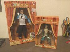 Lot 2 Justin Timberlake Doll Vintage On Tour 2000 NSync Marionette Sealed NIB