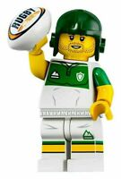 Lego Rugby Player 71025 Series 19 Minifigures