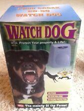 CASA ELETTRONICA ALLARME ANTIFURTO cane che abbaia Sensore di Movimento-Sicurezza tenere al sicuro