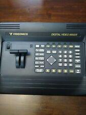 Videonics MX-1 NTSC 4 Input Digital Video Mixer Video Switcher For Parts /Repair