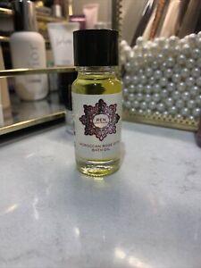 REN Moroccan Rose Otto Bath Oil 10ml Brand New No Box Sample Size