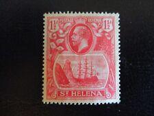 St Helena #81 Mint Hinged (L7F9) WDWPhilatelic