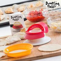 Stampo per Panzerottini e Ravioli Fast Easy Dumpling Maker ogni Tipo di Impasto