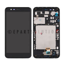 Black LG K30 LMX410 LMX410TK LCD Display Touch Screen Digitizer + Frame Assembly