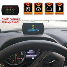 OBD ii HUD Head-up Display Car OBD2 Smart Digital Speedometer Multi-function