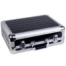ZOMO CDJ-2 XT nero flightcase per trasportare 2 cd player tipo pioneer cdj350