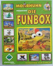 Moorhuhn Die Funbox 10 kultige Fun-Games (PC)