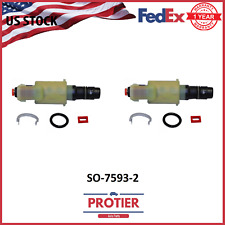 Air Suspension Solenoid Valve for Ford Expedition F-150 Lincoln Navigator Pair