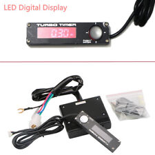 DC12V  Turbine Protector Device Auto Turbo Timer Control Kit LED Digital Display