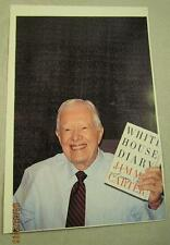 SIGNED WHITE HOUSE DIARY Jimmy Carter 1st Edition/1st Printing MINT