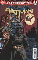 BATMAN REBIRTH #1 SECOND PRINTING BY DC COMICS